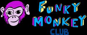 Logo Funky Monkey Club